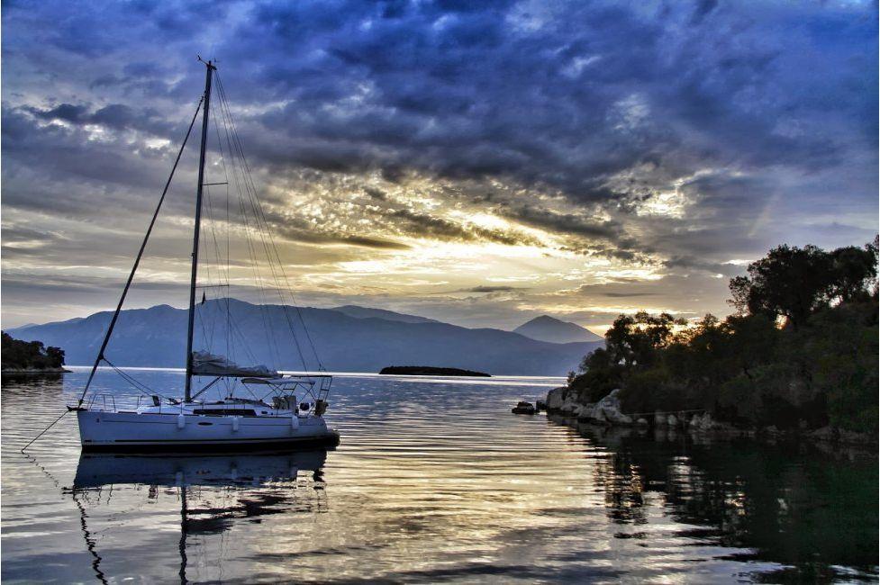 Регата на Ионических островах (фото 6)