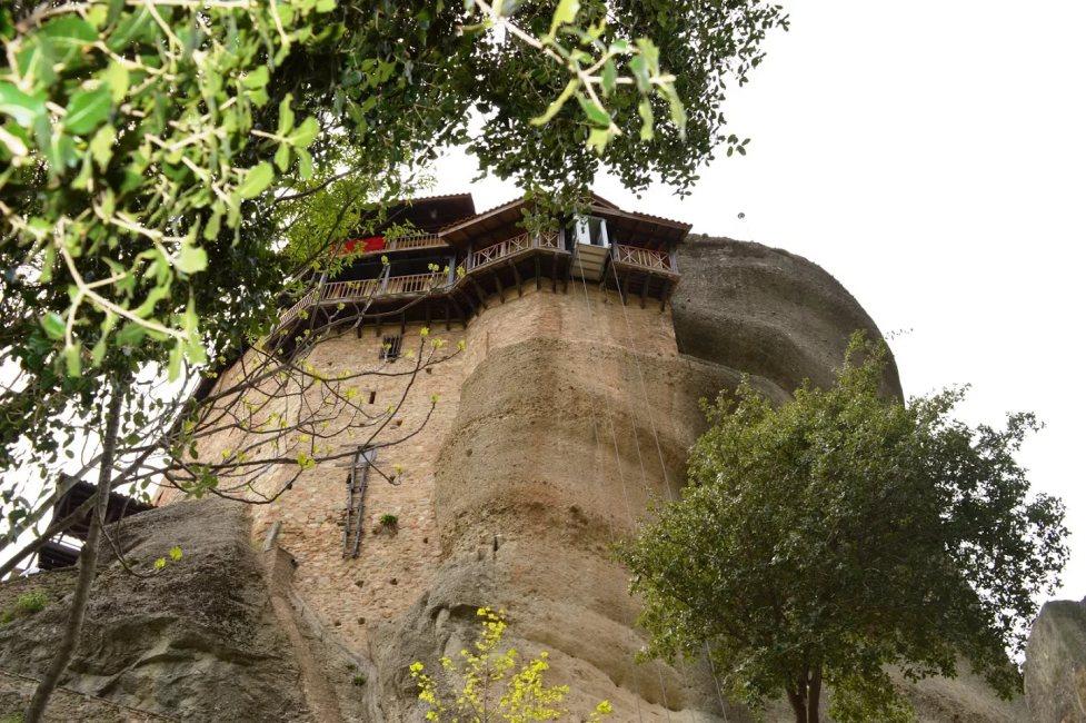 Храмы Метеоры (фото 19)