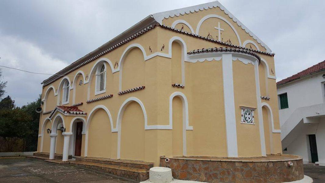 Монастыри Керкиры (фото 27)