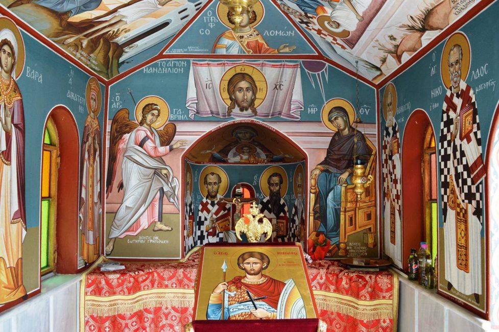 Святой Николай Новый (фото 5)