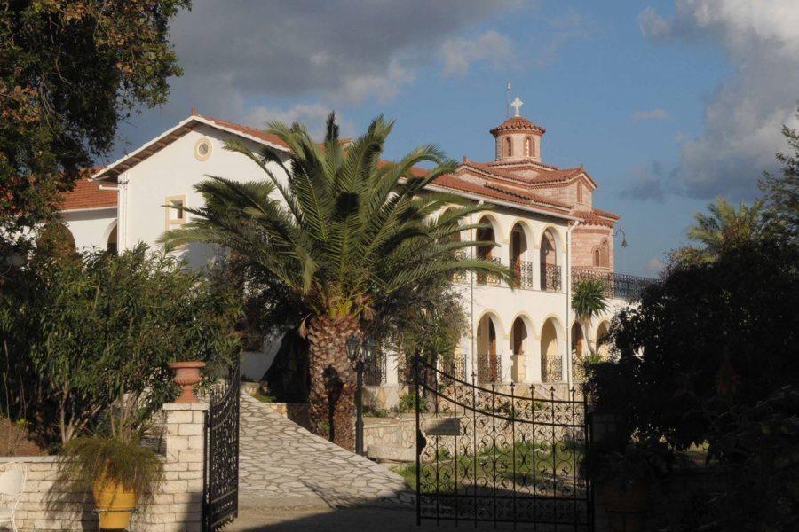 Монастыри Керкиры (фото 20)