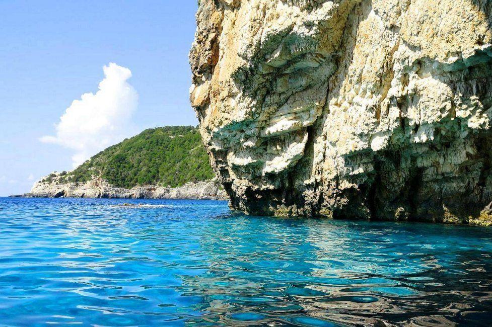 Круиз на Паксос и голубые пещеры (фото 9)