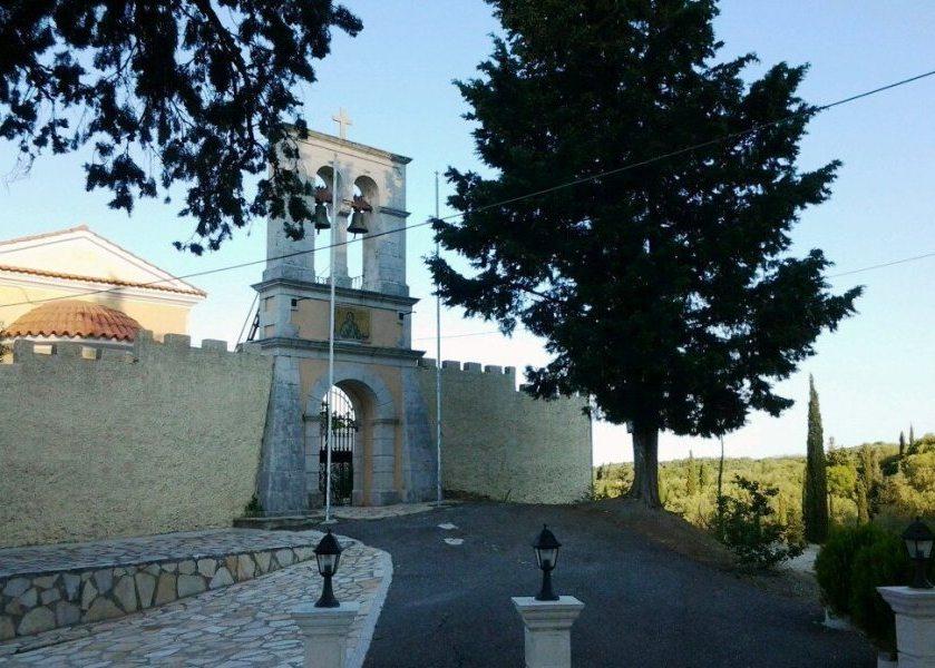 Монастыри Керкиры (фото 22)