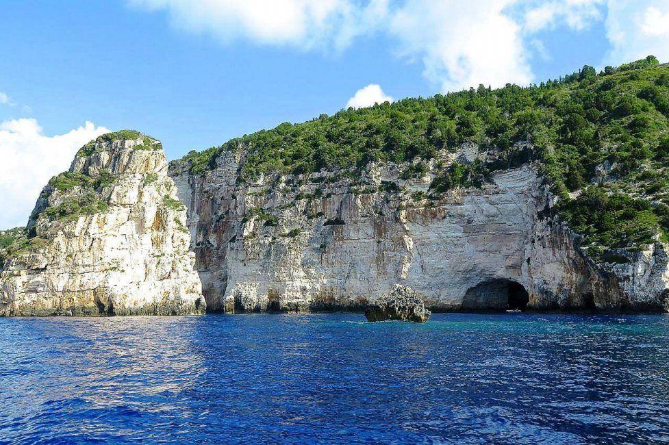Круиз на Паксос и голубые пещеры (фото 10)