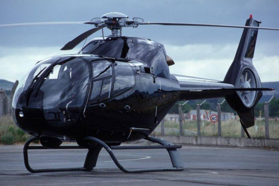 Полет на вертолете в Греции (фото 2)