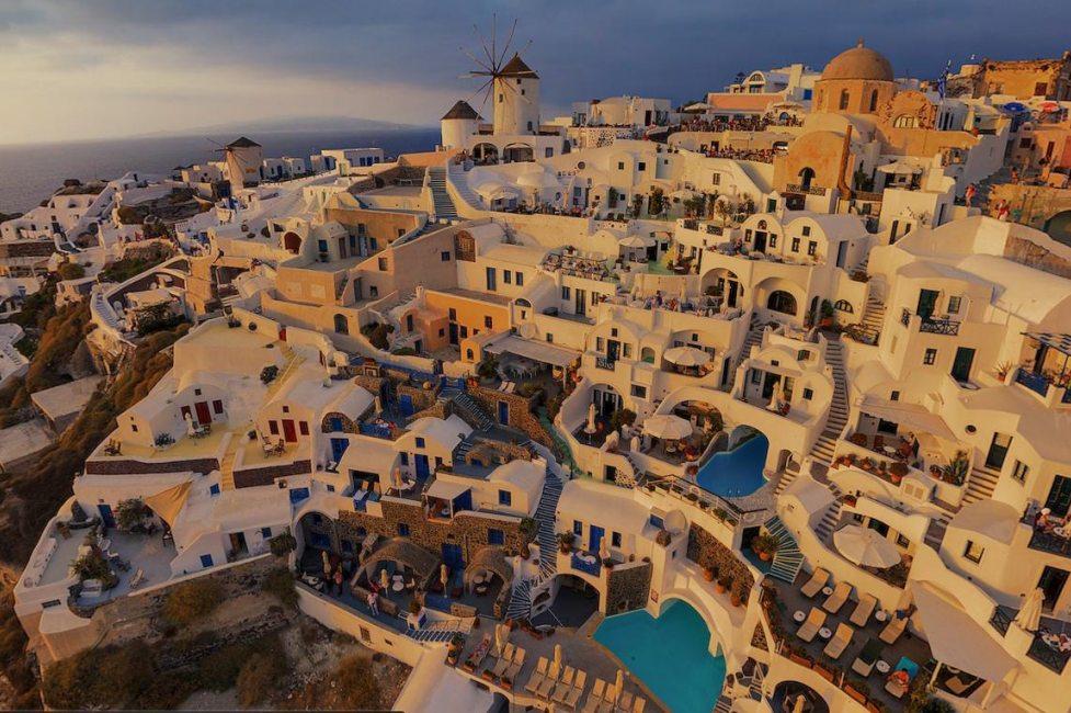 Полет на вертолете в Греции (фото 8)
