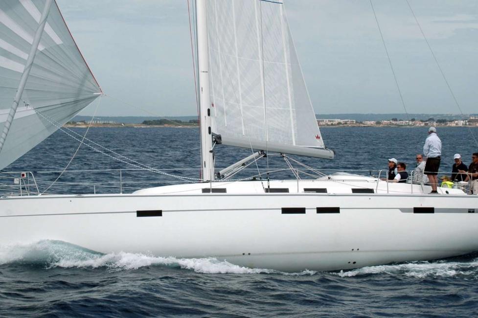 Яхта на Корфу (фото 5)