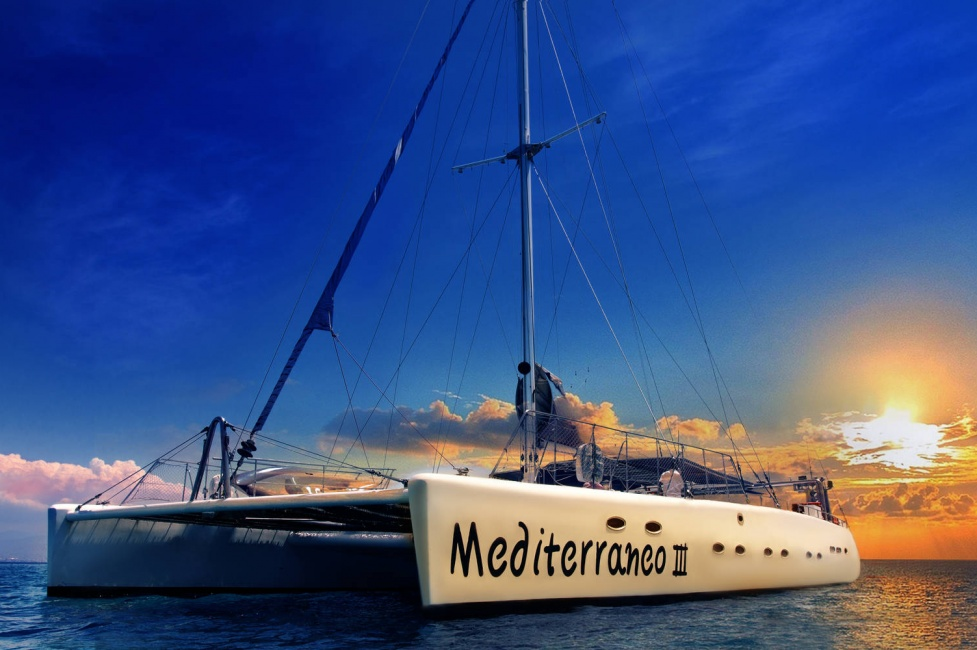 Яхта на Корфу (фото 6)